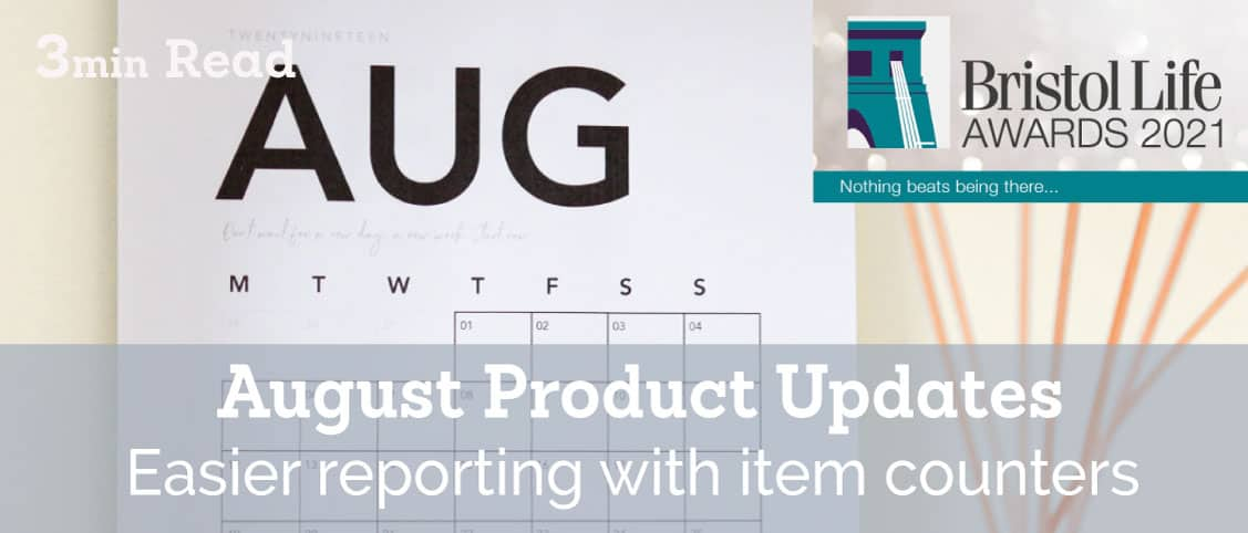 August Signable Product Updates 2021 – Reporting Made Easy