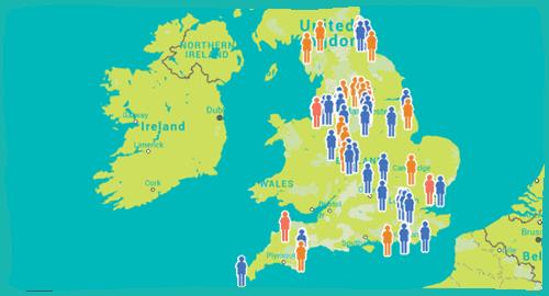 map organisers