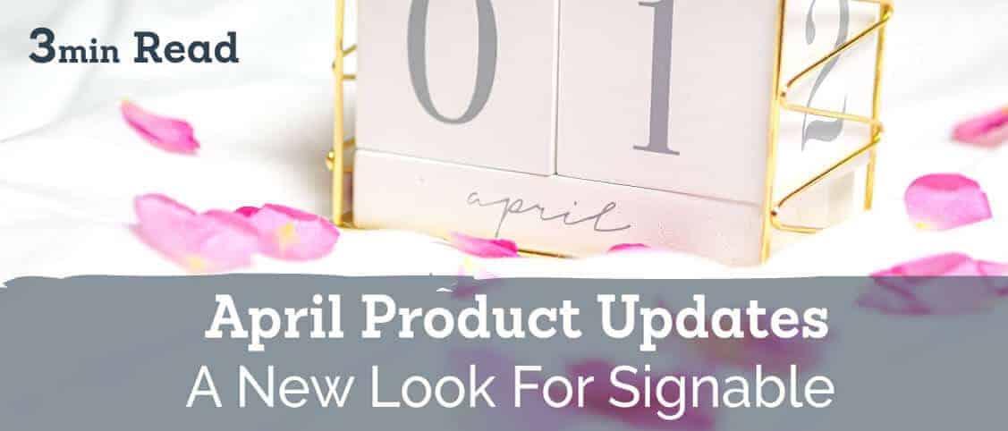 April Product Updates 2021