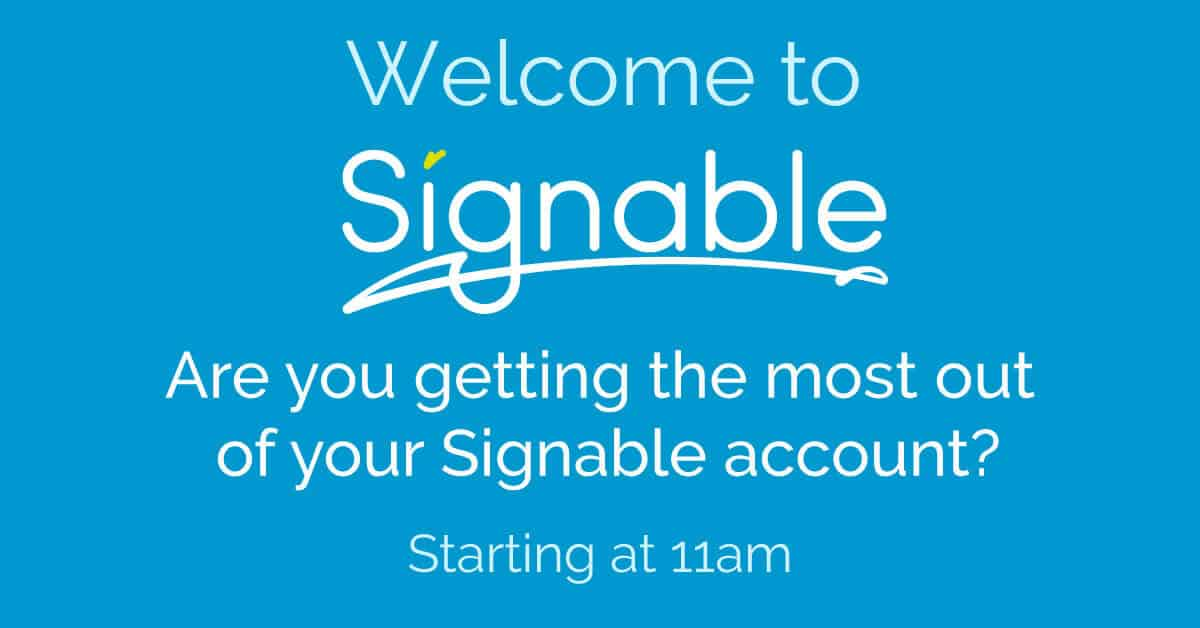 how to use electronic signature