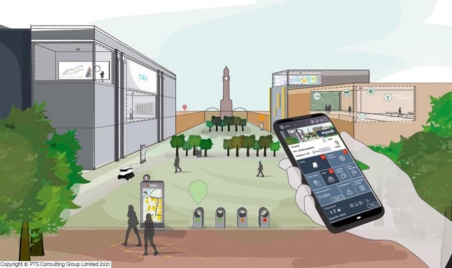 birmingham smart campuses